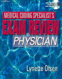 Medical Coding Specialist s Exam Review Physician
