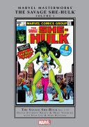 Savage She-Hulk Masterworks Vol. 1