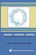Sequence — Evolution — Function Pdf/ePub eBook