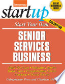 Start Your Own Senior Services Business Book PDF
