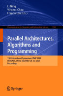 Parallel Architectures  Algorithms and Programming