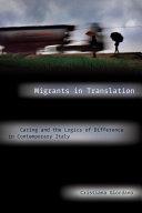 Migrants in Translation