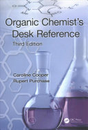 Cover image of Organic chemist's desk reference