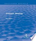 Tristram Shandy Routledge Revivals