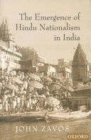 The Emergence of Hindu Nationalism in India