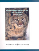 Integrated Principles of Zoology ebook