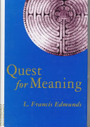 Quest for Meaning Book PDF