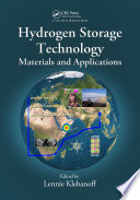 Hydrogen Storage Technology Book