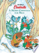 Cinderella  A Merry Christmas for Mice Book