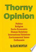Thorny Opinion