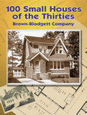 Pdf 100 Small Houses of the Thirties