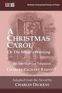 A Christmas Carol Or The Miser S Warning