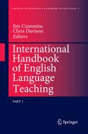 International Handbook of English Language Teaching