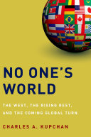 No One's World Pdf/ePub eBook
