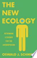The New Ecology Book