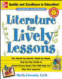 Literature for a Lively Lessons Book PDF