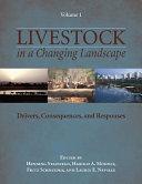 Livestock in a Changing Landscape  Volume 1