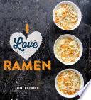 I Love Ramen Book
