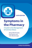 Pdf Symptoms in the Pharmacy