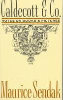 Caldecott   Co Book