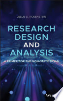 Research Design and Analysis Book