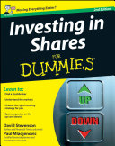 Investing in Shares For Dummies Pdf/ePub eBook