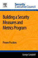 Building a Security Measures and Metrics Program