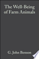 The Well Being of Farm Animals Book