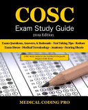 Cosc Exam Study Guide   2019 Edition
