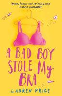 A Bad Boy Stole My Bra Pdf/ePub eBook