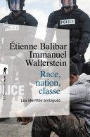Race, nation, classe Pdf/ePub eBook