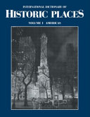 International Dictionary of Historic Places: Southern Europe