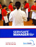 Servsafe Manager With Answer Sheet   MyServSafeLab With Pearson Etext Access Code