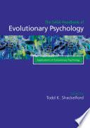 The Sage Handbook of Evolutionary Psychology Book
