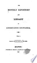 The Monthly Repository & Library of Entertaining Knowledge