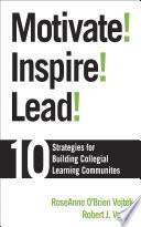 Motivate  Inspire  Lead