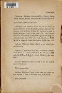 Proceedings Of The Board Of Assistant Aldermen