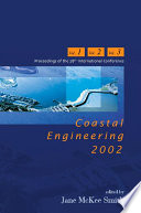 Coastal Engineering 2002  Solving Coastal Conundrums   Proceedings Of The 28th International Conference  In 3 Vols