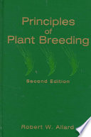 Principles of Plant Breeding