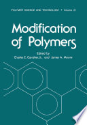 Modification of Polymers