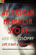 American Horror Story and Philosophy Pdf