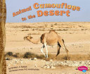Pdf Animal Camouflage in the Desert