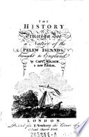 The History of Prince Lee Boo a Native of the Pelew Islands