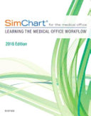 Simchart For The Medical Office Learning The Medical Office Workflow 2018 Edition