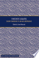 Synesthetic Legalities
