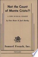 Not the Count of Monte Cristo