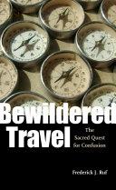 Bewildered Travel Pdf/ePub eBook
