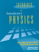 Tutorials in Introductory Physics: without special title