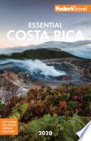 Fodor's Essential Costa Rica 2020