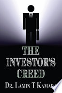 The Investor's Creed